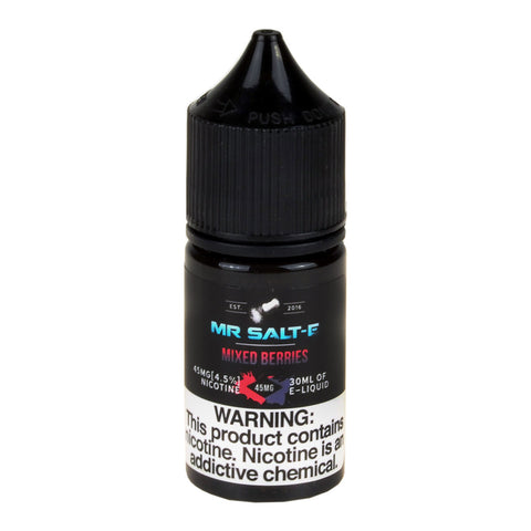 Mr Salt-E Mixed Berries Nic Salt e-Liquid