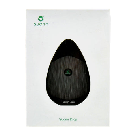 Suorin Drop Starter Kit Brushed Metal
