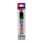 Ooze Rainbow Slim Pen Twist Battery