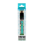 Ooze Teal Slim Pen Twist Battery