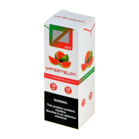 Ziip Watermelon Nicotine Salt E-Liquid