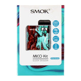 Smok Mico Starter Kit Prism Chrome