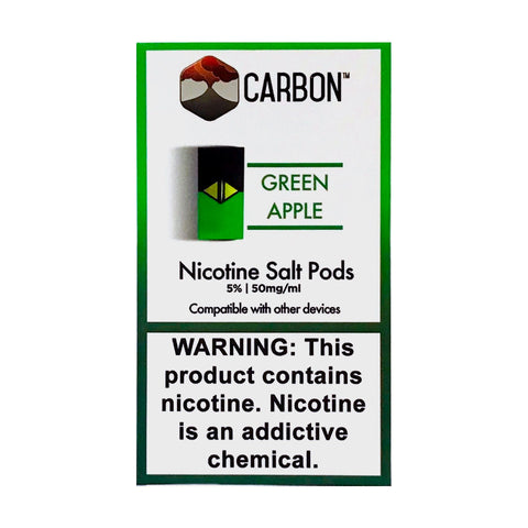 Carbon Green Apple 4 Pods
