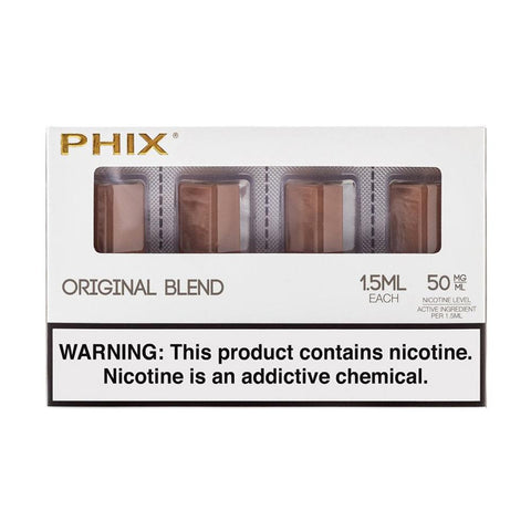 Phix Original Tobacco 4 Pods
