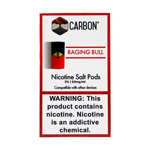 Carbon Raging Bull 4 Pods