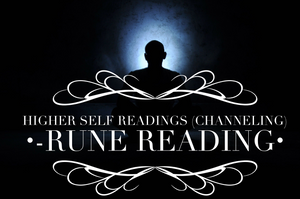 Higher Self Channeled Guidance With Rune Reading Direction