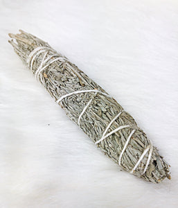 Mountain Sage & Myrrh Smudge Wand