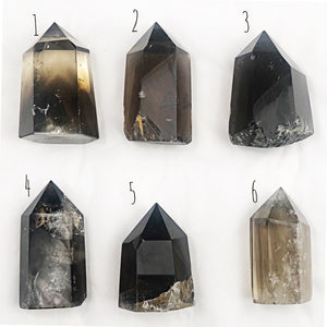 Smokey Quartz Tower | Dinsmore Originals - metaphysical jewelry, spiritual cleansing supplies, genuine healing crystals