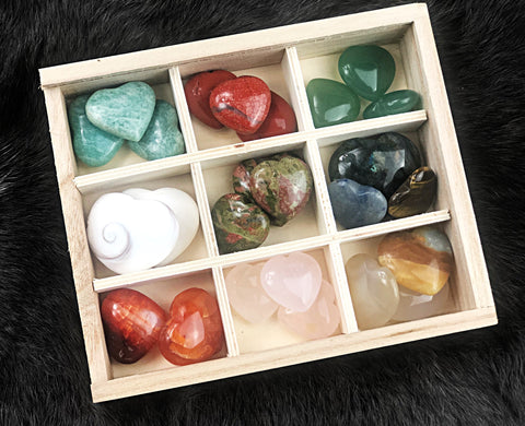"My ""Heart's"" Bursting With Love Gift Box 