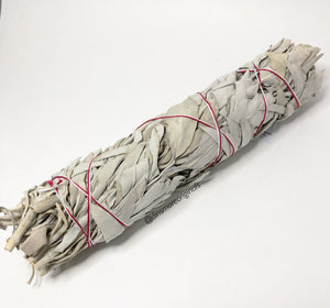 "8""-9"" California White Sage Smudge Wand"