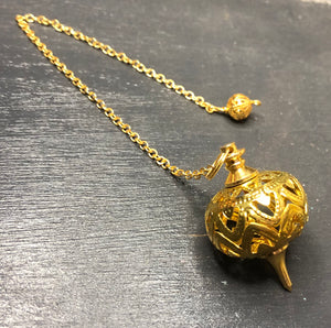 Golden Dragon Pendulum