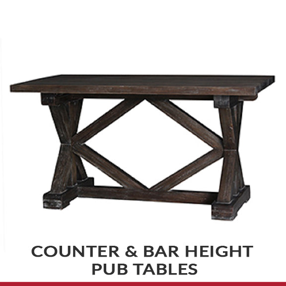 Counter & Bar Height Pub Tables