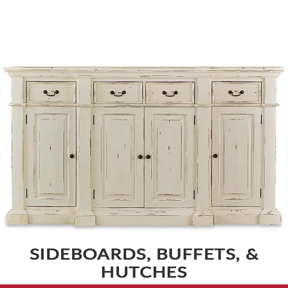 Sideboards, Buffets, & Hutches