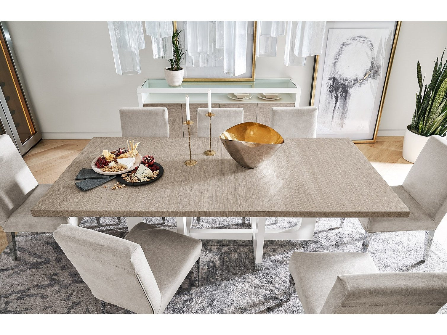 MODERN MARLEY DINING TABLE