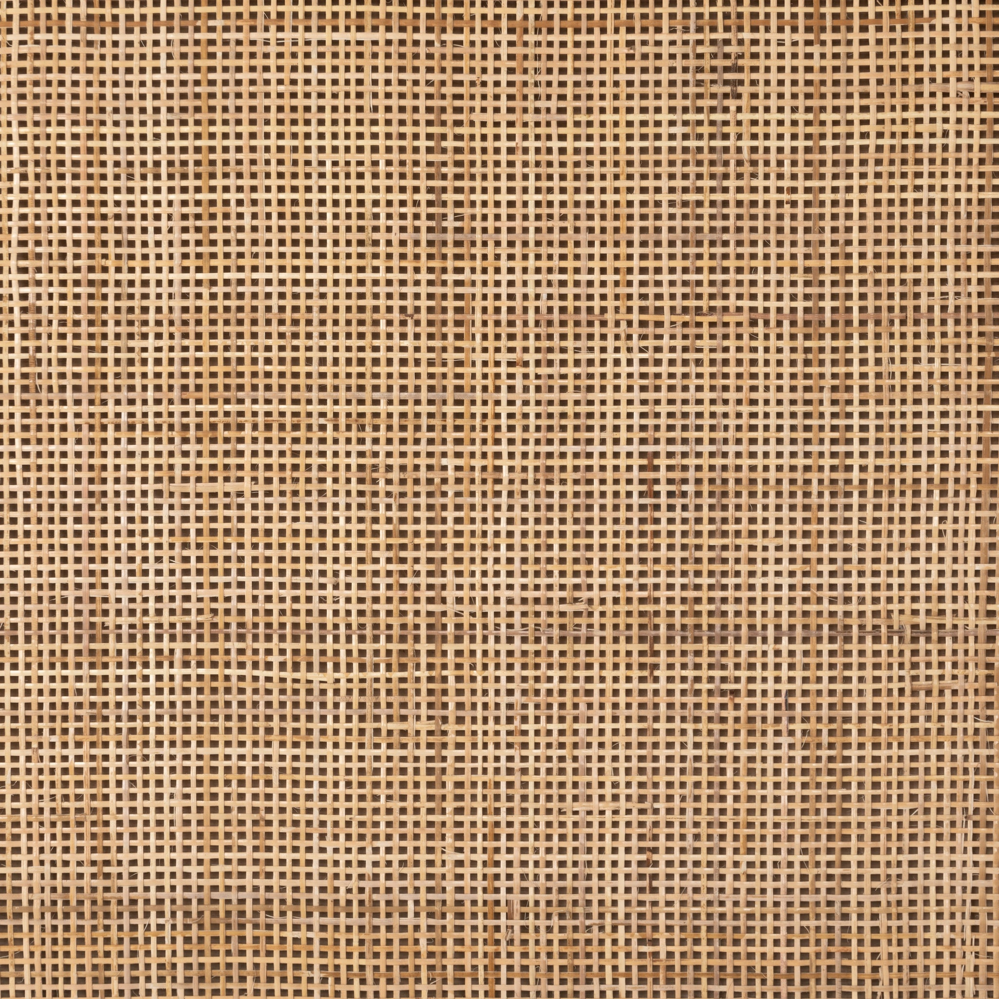 Bar Cabinet Natural Woven Cane