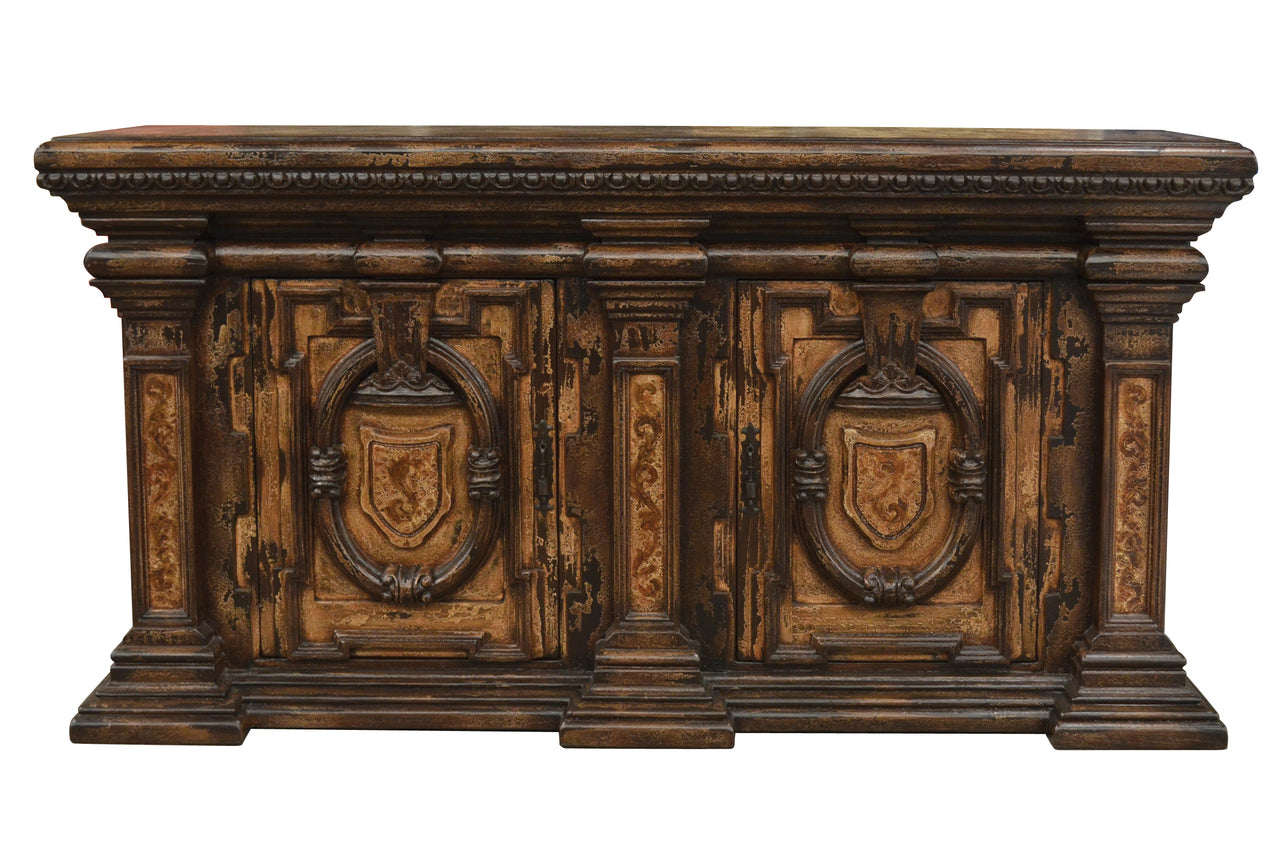Mediterranean Buffet Grand Sideboard Large