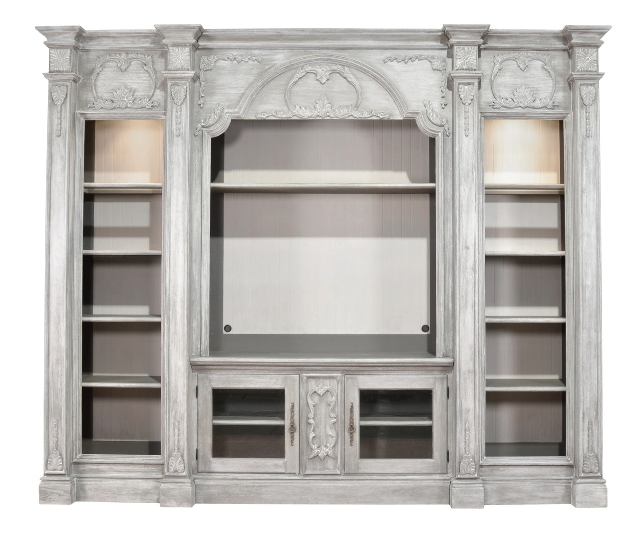 Catalan Media Entertainment Center Mystique Grey