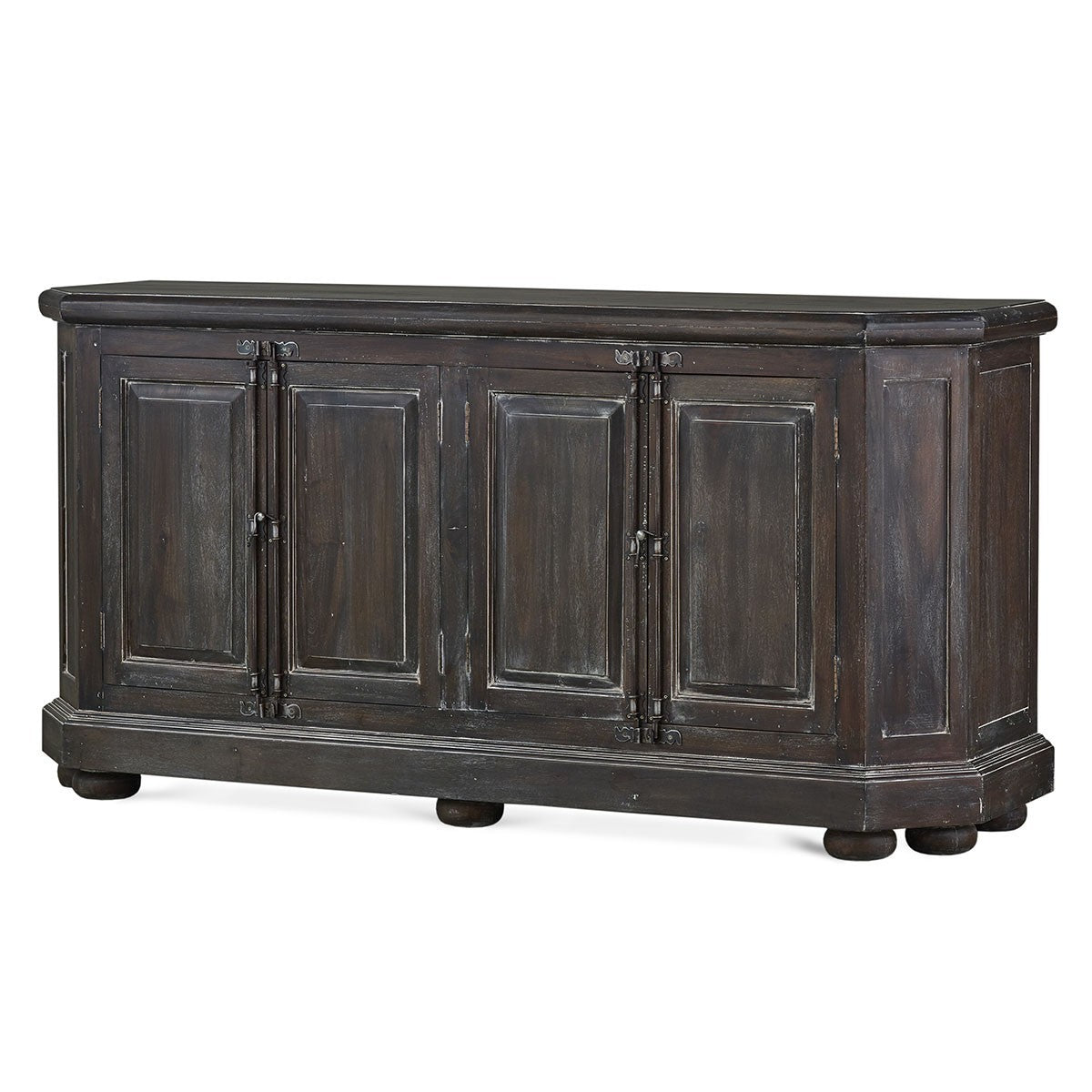Banks Sideboard Buffet Cocoa stained - Furniture on Main