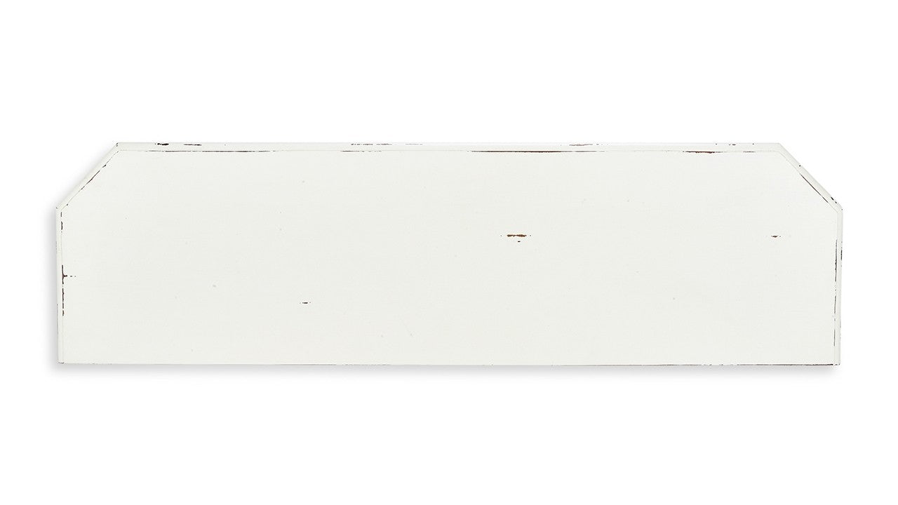 Banks Sideboard Buffet White Distressed