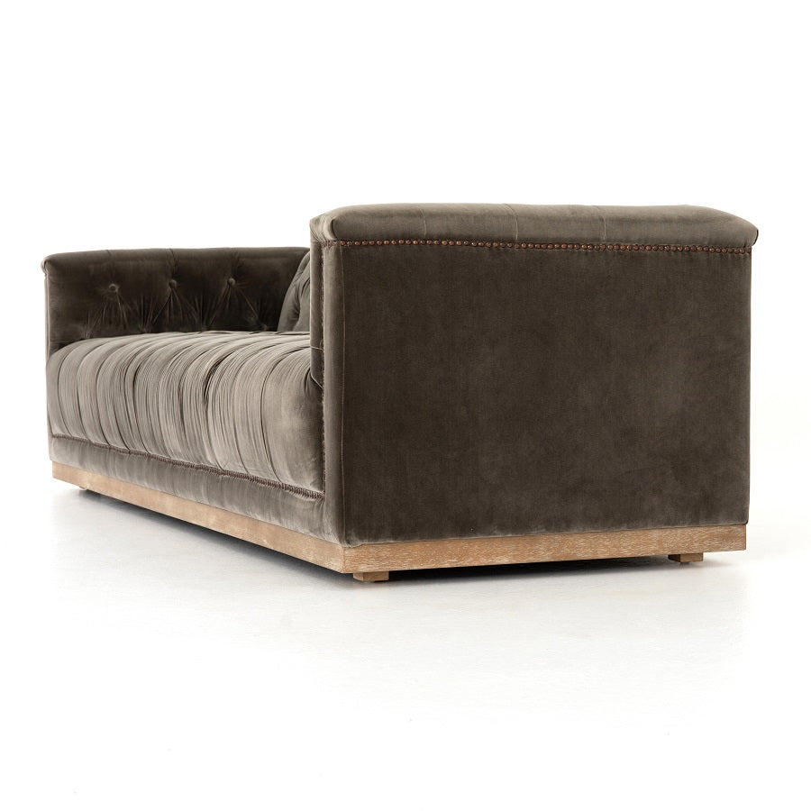 Modern Library Sofa Birch - Furniture on Main