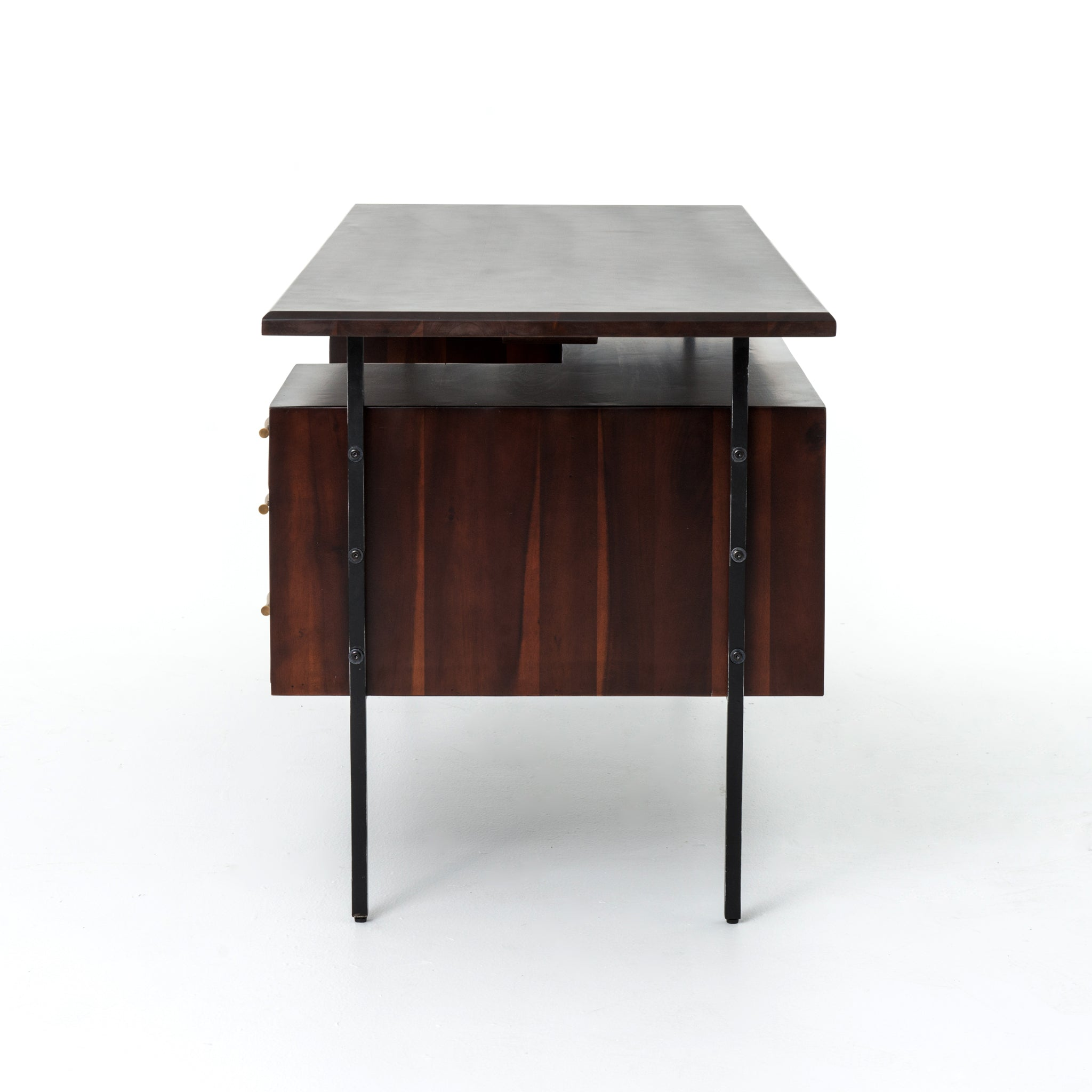 Modern Floating Top Lawyers Desk - Furniture on Main