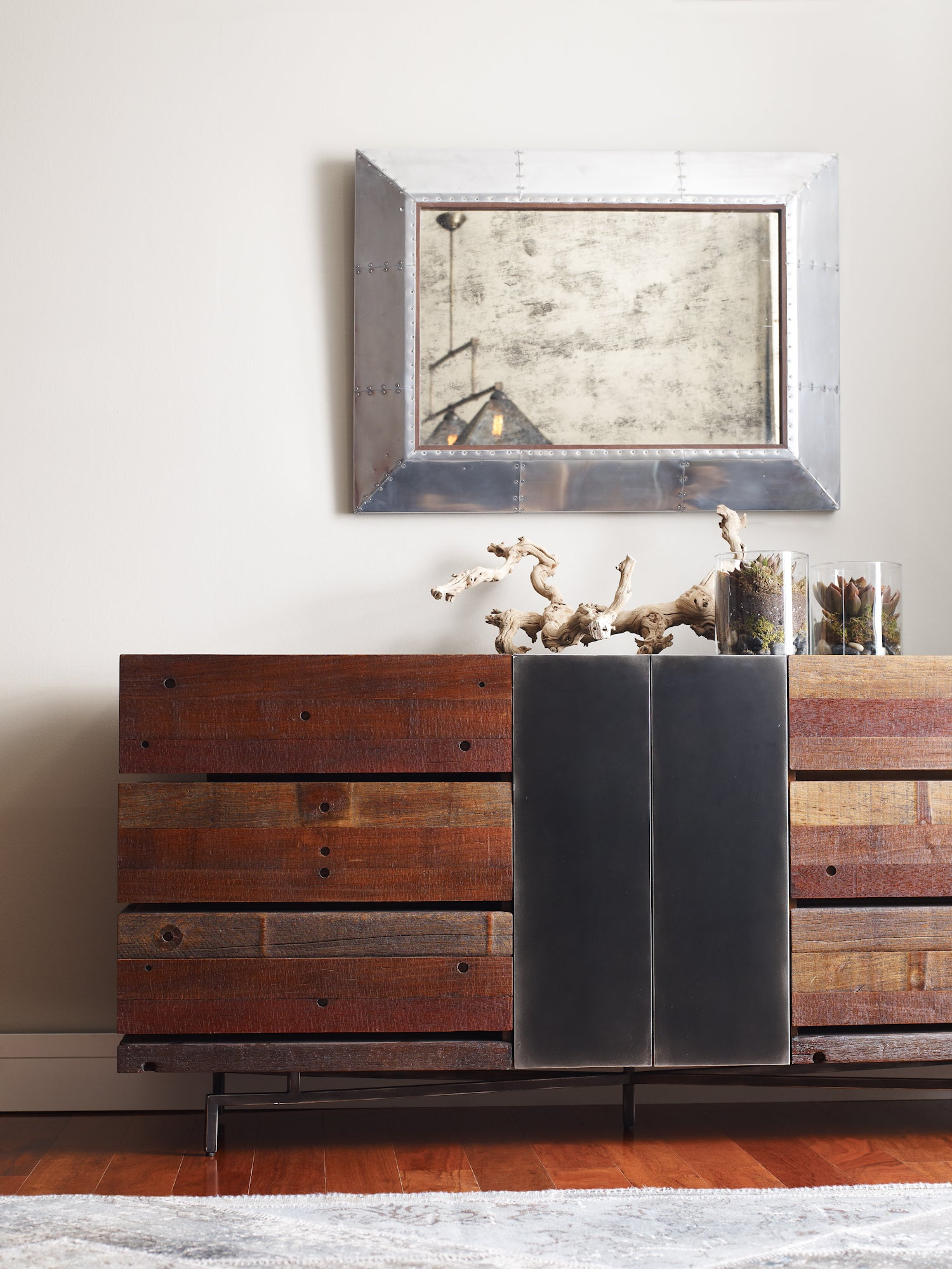 Reclaimed Rustic Sideboard - Furniture on Main