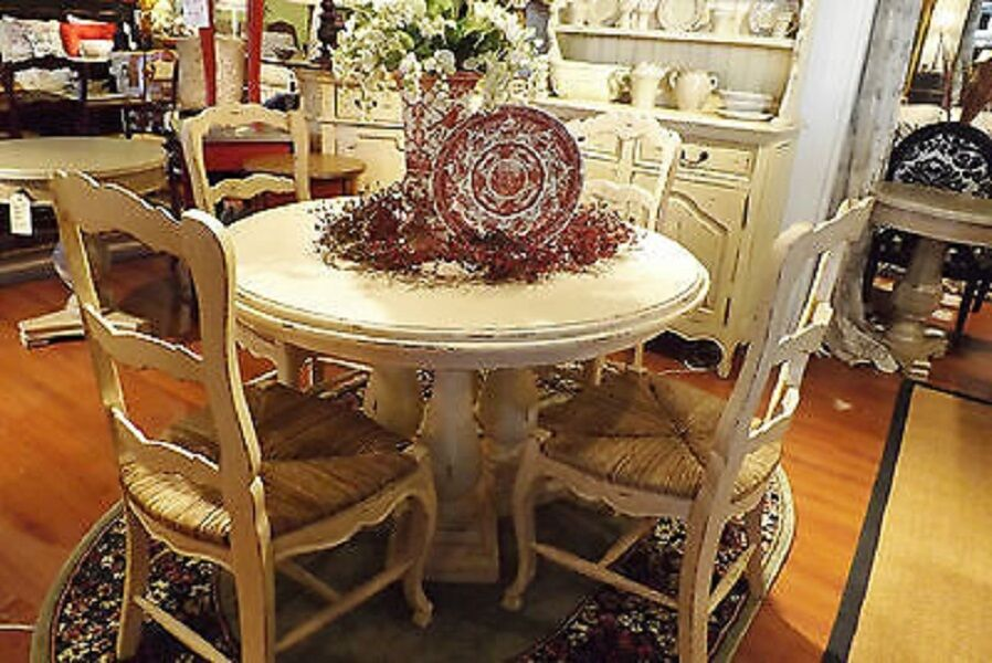 "French Country Round 48"" Dining Table"