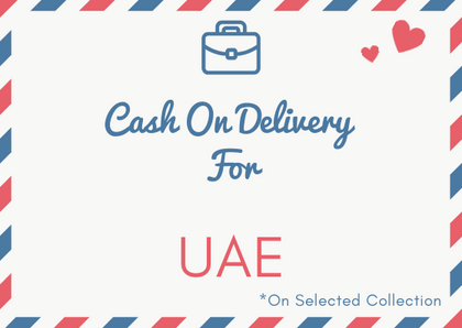 CASH ON DELIVERY (UAE)