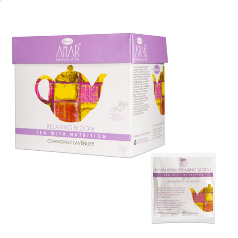 AMAR RELAXING BLOOM Chamomile & Lavender