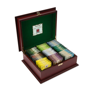 Healing Tea Leaves of the World Dutch Tea Chest 90 count