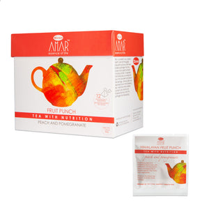 AMAR FRUIT PUNCH Peach & Pomegranate