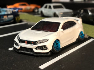 CUSTOM FK8 TYPE R