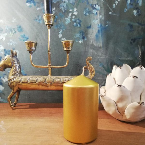 Candles for Wedding & Functions in Gold, Silver, Copper