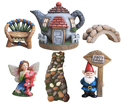 Fairy Garden Kit - AsitiGift