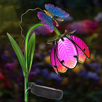 Flower Stake Lights - AsitiGift