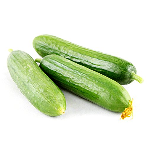 Organic Vitamin Suffolk Herbs Cucumber Vegetable Seeds - AsitiGift