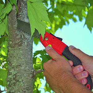 Folding Pruning Saw, Easy to Use, Weak Hands - AsitiGift