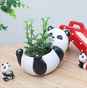 Youfui Cute Dog Flowerpot Animal Resin Succulent Planter - AsitiGift