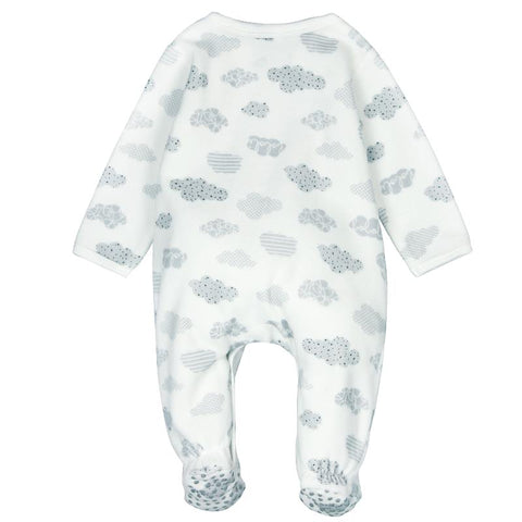 Image of Boboli - Velour Play Suit