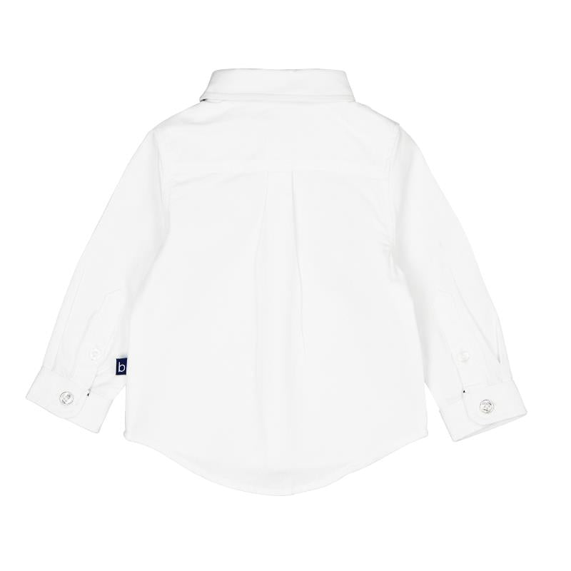 Boboli - Oxford Long Sleeves