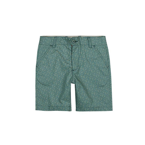 Image of Boboli - Satin Bermuda Shorts