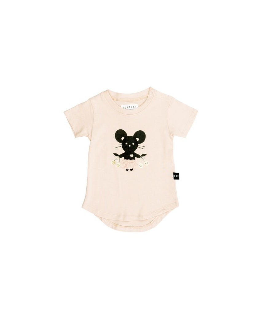 Hux Baby - Mouse T-Shirt