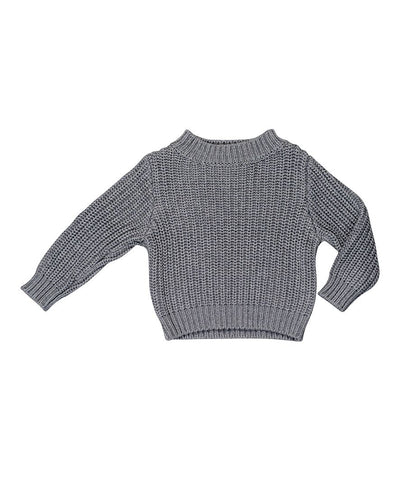 Image of HUXBABY - Chunky Knit Jumper