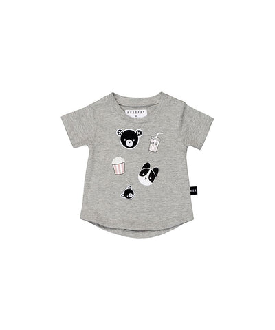 HUXBABY - Movie Patch DB T-Shirt