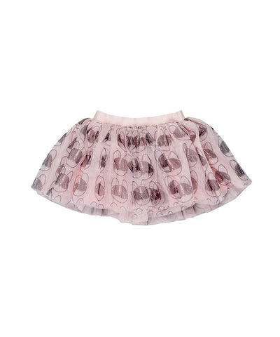 Image of HUXBABY - French Shades Tulle Skirt