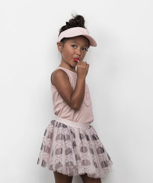 HUXBABY - French Shades Tulle Skirt