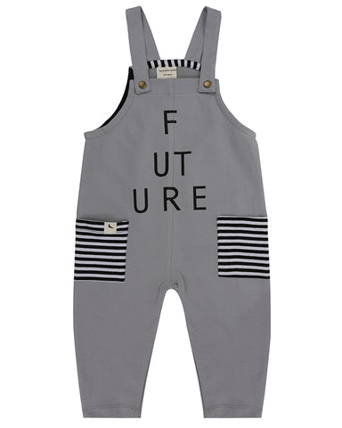 Image of easy fit dungaree future