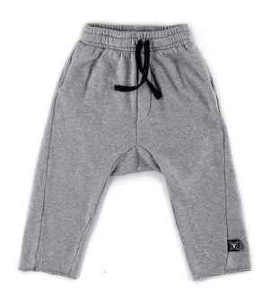 NUNUNU - French Terry Raw Pants