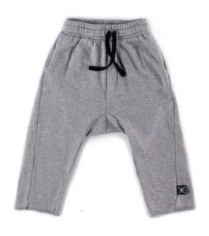 Image of NUNUNU - French Terry Raw Pants