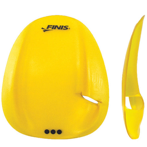FINIS AGILITY PADDLES STRAPLESS TECHNIQUE PADDLES